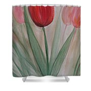 Tulip Series 4 Shower Curtain