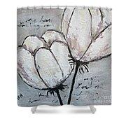 Tulipe Shower Curtain