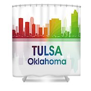 Tulsa Ok Shower Curtain