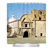 Tumacacori Shower Curtain
