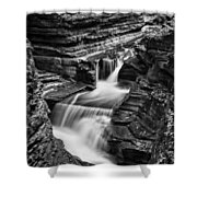 Tumbling Waters #2 Shower Curtain