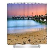 Turkish Sunset Shower Curtain