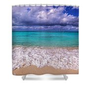 Turks And Caicos Beach Shower Curtain