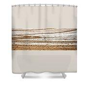 Turn Line Shower Curtain