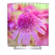 Turn Our Eyes Shower Curtain