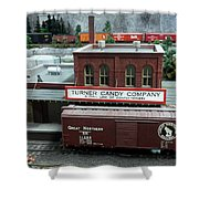 Turner Candy Co Shower Curtain