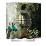 Tuscan Afternoon Shower Curtain