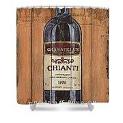 Tuscan Chianti 2 Shower Curtain