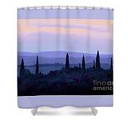 Tuscan Morn Shower Curtain
