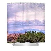 Tuscan Summer Shower Curtain