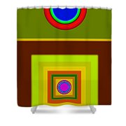 Tuscan Sun Shower Curtain