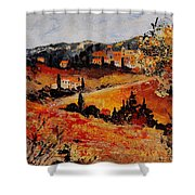 Tuscany 56n Shower Curtain