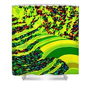 Tuscany Hills Shower Curtain