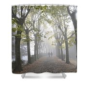 Tuscany Love Shower Curtain