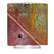 Tussled Shower Curtain