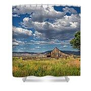 Twaddle-pedroli Ranch Shower Curtain