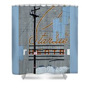 Twilight For Starlite Shower Curtain