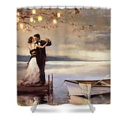 Twilight Romance Shower Curtain