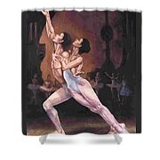 Twilight Serenade Shower Curtain