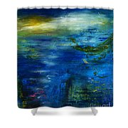Twilight Waters Shower Curtain