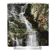 Twin Falls - Nc Shower Curtain