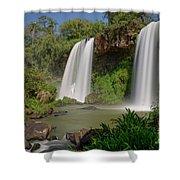 Twin Falls Shower Curtain
