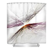 Twin Towers Remembered Shower Curtain