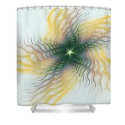 Twinkle Twinkle Little Star Shower Curtain
