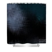 Twirl 0392 Shower Curtain