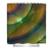 Twist 081117 Shower Curtain