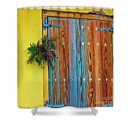 Twisted Root Shower Curtain