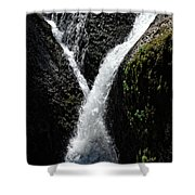 Twister Falls Shower Curtain