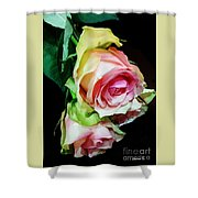 Two For Love Shower Curtain