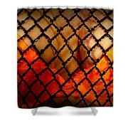 Two Handfuls Of Oranges Shower Curtain