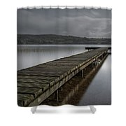 Twomilegate 28-2-2012 2 Shower Curtain