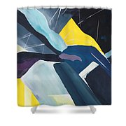 Twos In Porto #3 Shower Curtain