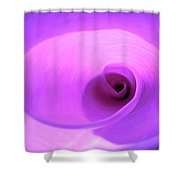 Twystery Shower Curtain