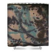 Tye Dye 3 Shower Curtain