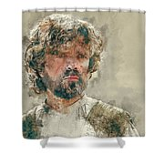 Tyrion Lannister, Game Of Thrones Shower Curtain