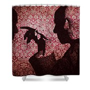 U N Me  Shower Curtain