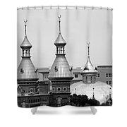 U T Domes Shower Curtain