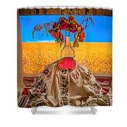 Ukrainian Soul Shower Curtain