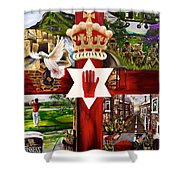 Ulster Shower Curtain