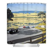 Ultimate Road Test Shower Curtain
