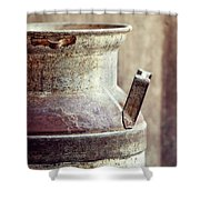 Ultra Pasteurized  Shower Curtain