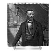 Ulysses S. Grant, 18th American Shower Curtain