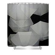 Umbrellas 1 Shower Curtain