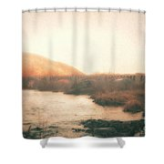 Unauthorized Youth Shower Curtain