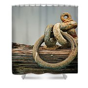 Unbounded Shower Curtain