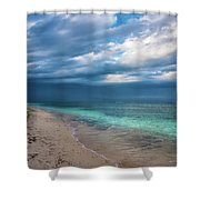 Uncertainty  5780 Shower Curtain